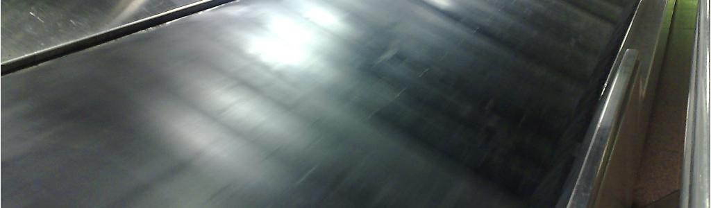 Гумени лентови транспортьори от Силозни Системи ООД