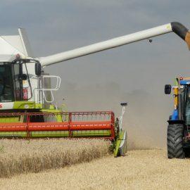 Шнек за зърно